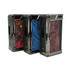 Lost vape paranormal DNA 250c Stabwood edition