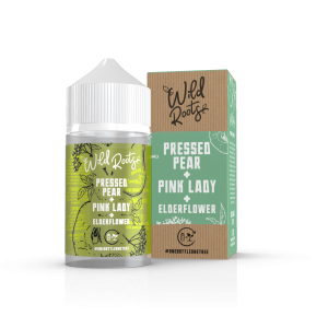 Wild roots – Pressed pear and pink lady 50ml