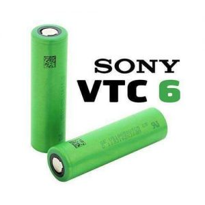 Sony vtc6 18650 batteries