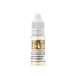 Butterscotch custard 20mg nic salt 10ml