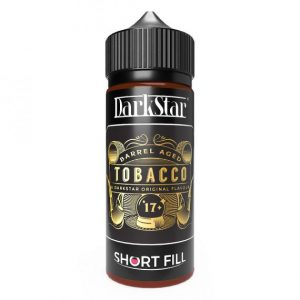 Darkstar – Barrel aged tobacco 100ml