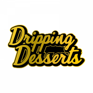 Dripping Desserts – 4 x 10ml sample pack
