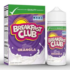 Breakfast Club 100ml