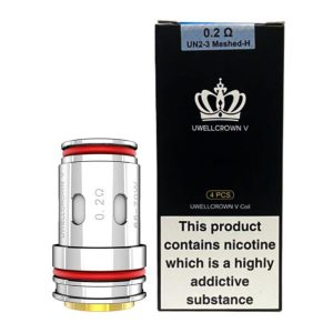 Uwell Crown 5 replacement coils 5 pack